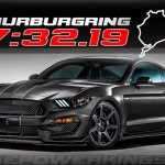 Ford Shelby GT350R Mustang Nurburgring