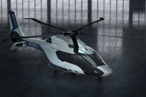 Airbus Helicopters e Peugeot Lab e55